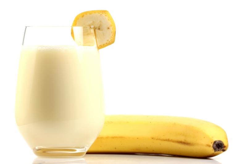 leckeres bananenmilch aroma