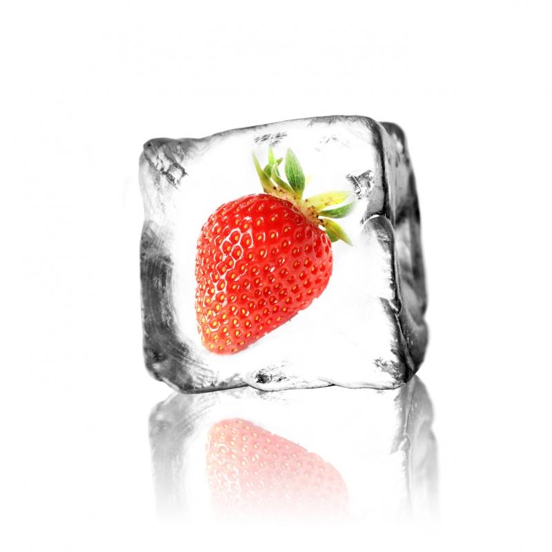 Erdbeere on Ice Lebensmittelaroma Konzentrat