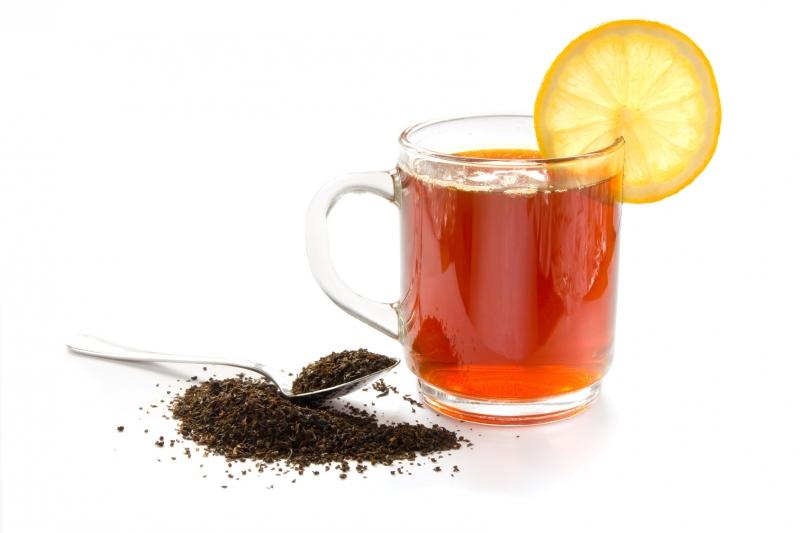 Schwarzer Tee Lebensmittelaroma Konzentrat