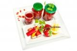 Erdbeer Rhabarber Mix Lebensmittelaroma Konzentrat