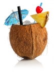 Kokosnuss Milch Lebensmittelaroma Konzentrat