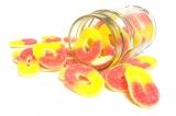 Pfirsichringe Lebensmittelaroma Konzentrat